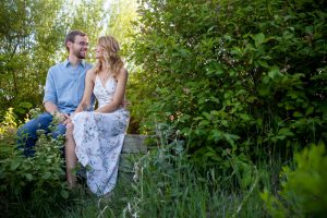 Jeline & Ryan's Regina Engagement Session by Collin Stumpf Photography
