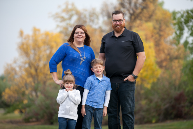 Family Photography in Regina by Collin Stumpf Photography